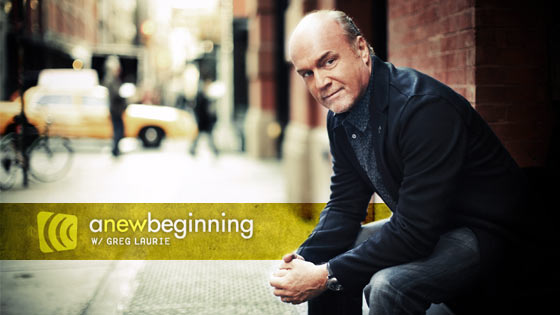 a new beginning - greg laurie